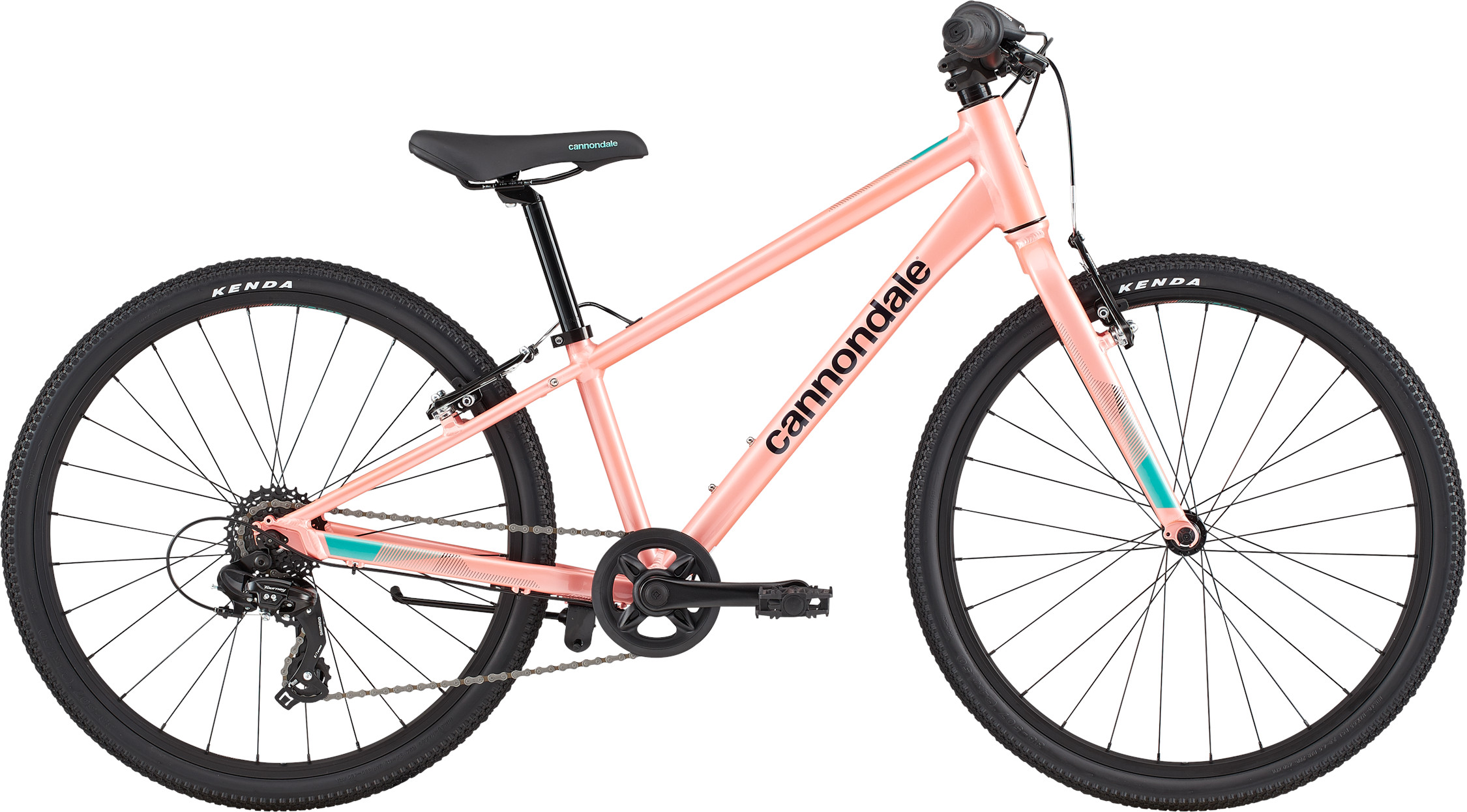 "Велосипед 24"" Cannondale QUICK GIRLS OS 2021 SRP фото"
