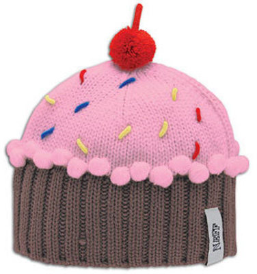 Шапка WS NEFF HO10 CUPCAKE Strawberry фото