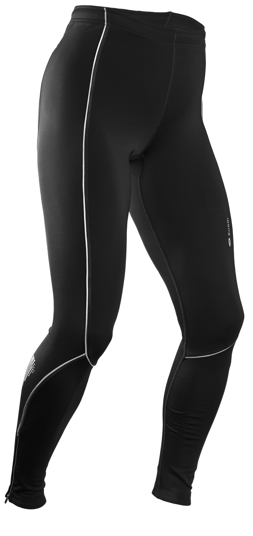 Рейтузы Sugoi MidZERO Zap TIGHT, женские, black (черные), XS фото