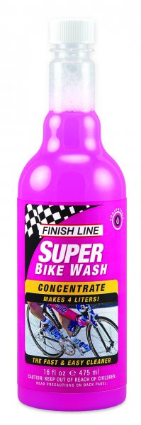 Шампунь для велосипеда Finish Line Super Bike Wash концентрат, 475ml фото