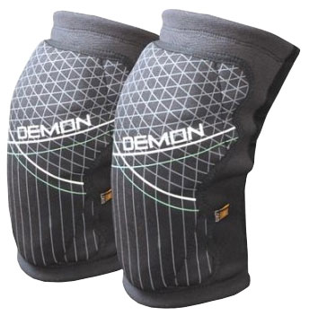 Велозащита колена Demon Knee Guard Soft Cap X D30 DS5514 размер S фото