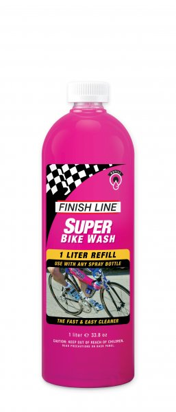 Шампунь для велосипеда Finish Line Super Bike Wash, 1L фото