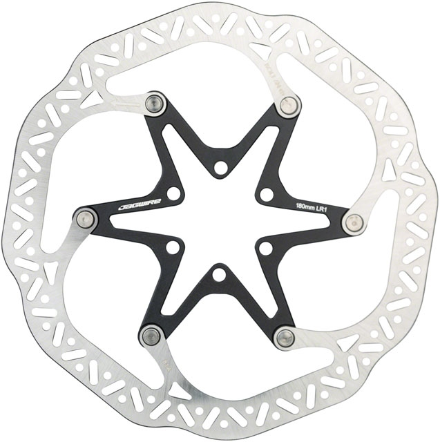 Ротор JAGWIRE Pro LR1 Lightweight Disc Brake 180 мм, на 6 болтов фото