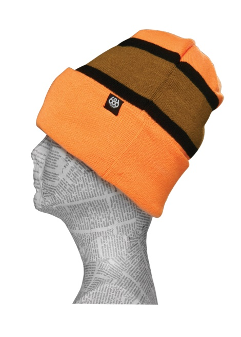 Шапка 686 Touch-Down Beanie Safety Orange фото