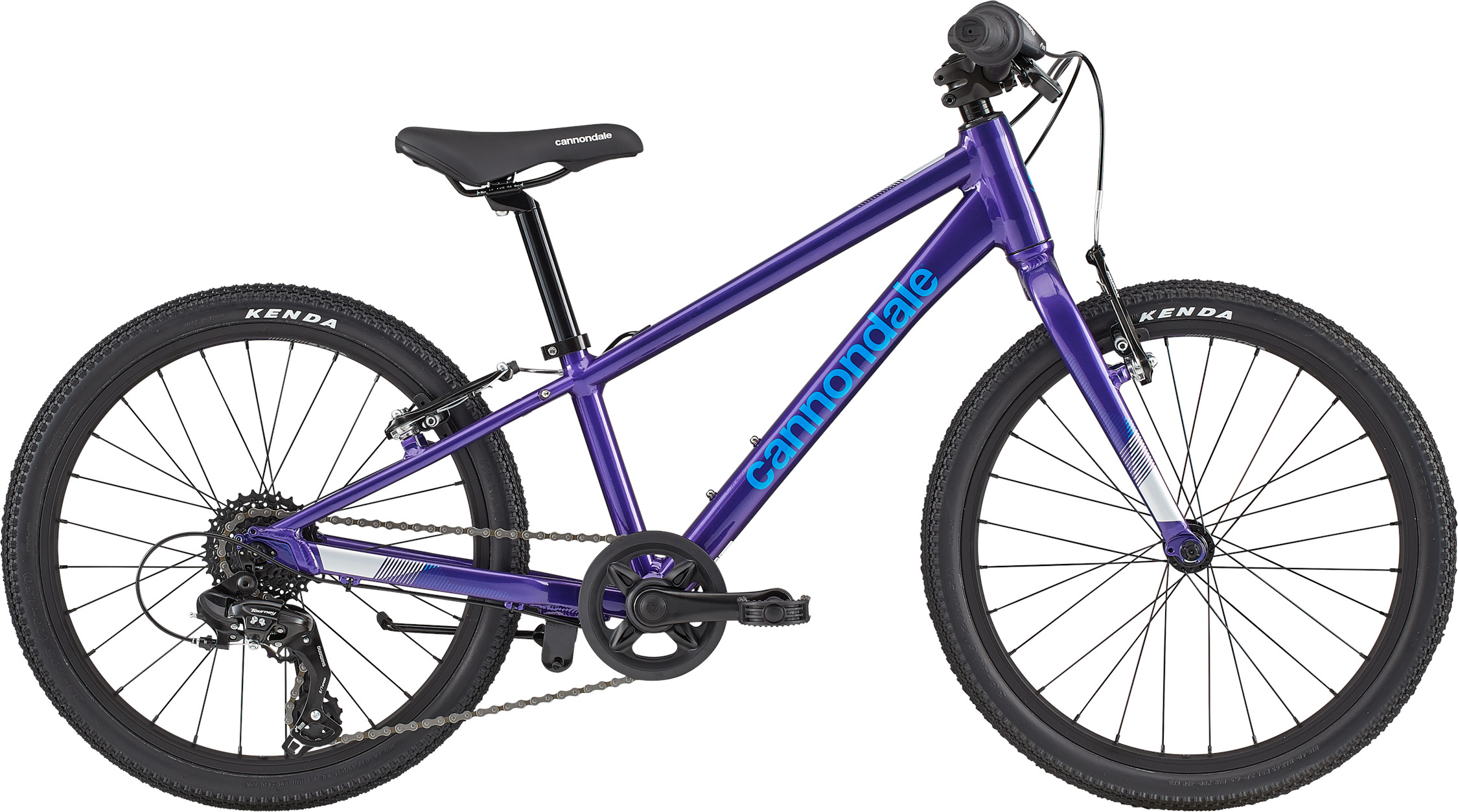 "Велосипед 20"" Cannondale QUICK GIRLS OS 2021 ULV фото"