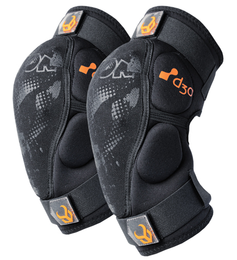 Защита колена Demon Knee Hyper X D30, Black, L, DS5125 фото