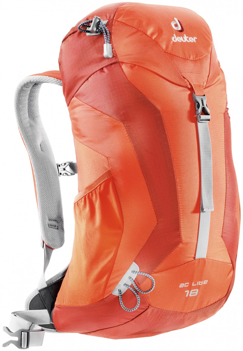 Рюкзак DEUTER AC Lite 18 orange-lava фото