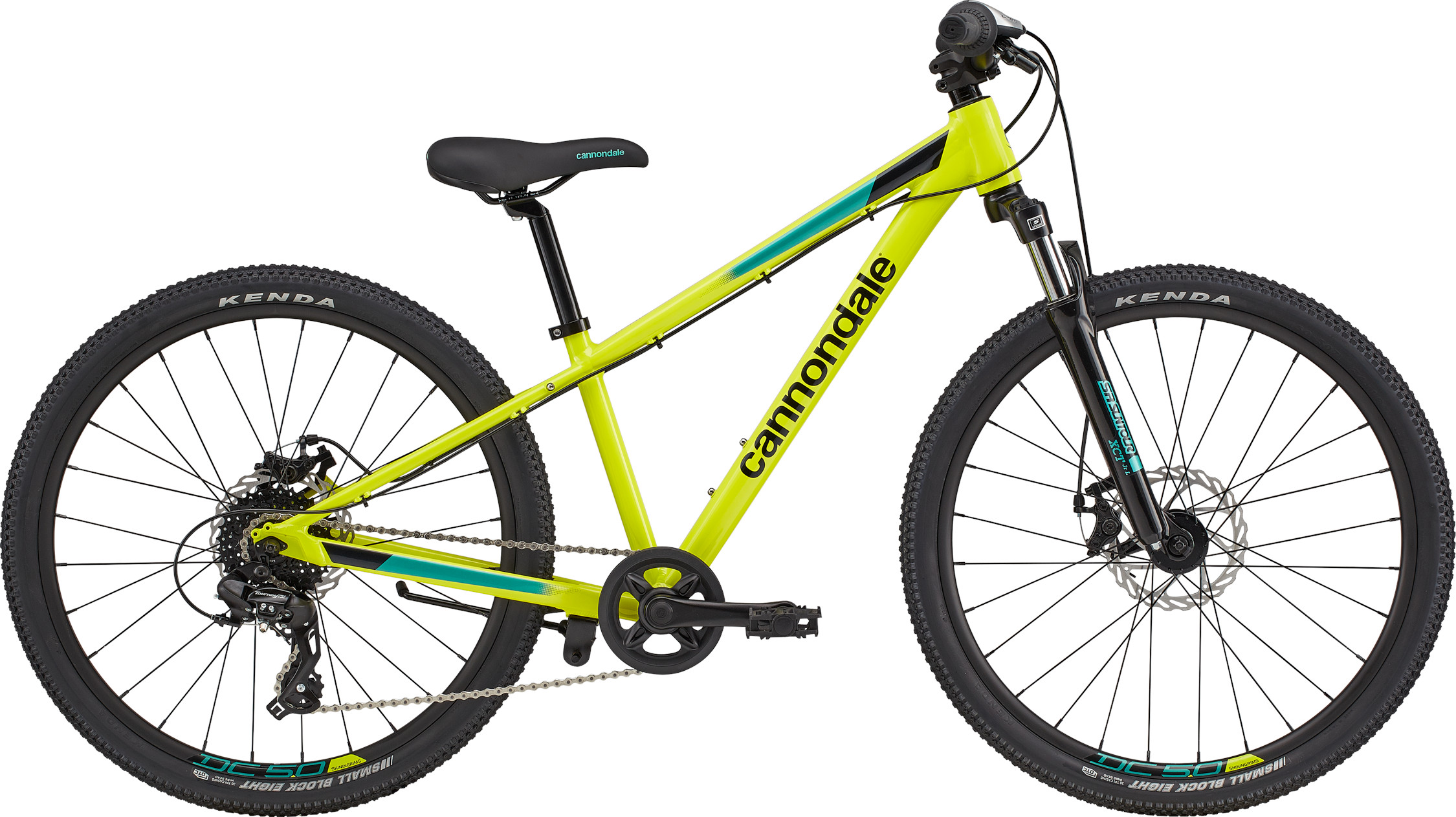 "Велосипед 24"" Cannondale TRAIL GIRLS OS 2021 NYW фото"