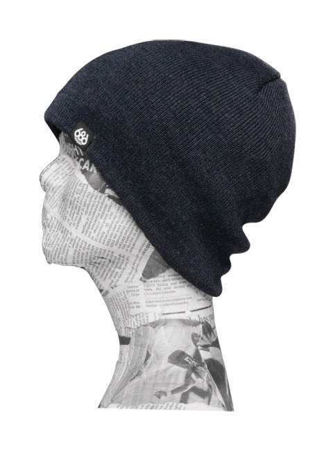 Шапка 686 Standard Beanie муж. One size, Heather Navy фото